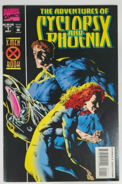 The Adventures of Cyclops and Phoenix Review