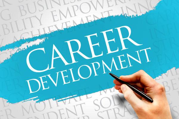 Career Development in Presentations