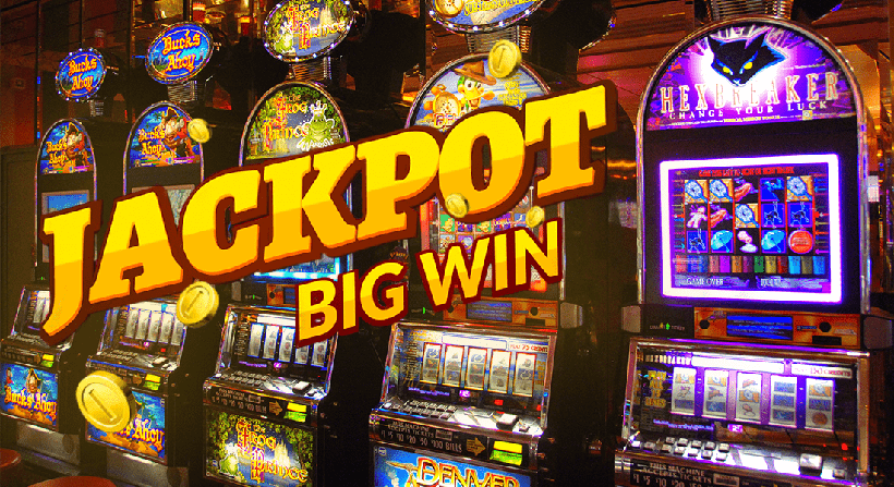 How do you win the jackpot online?
